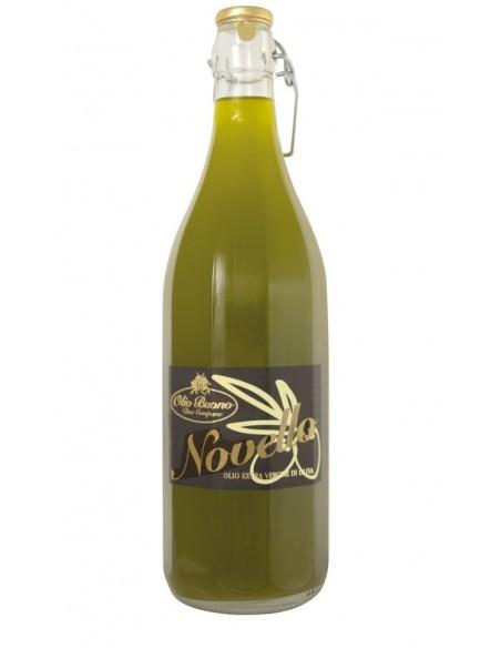 Olio extravergine di oliva Novello